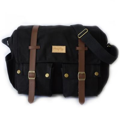 Tas Messenger Orion Black