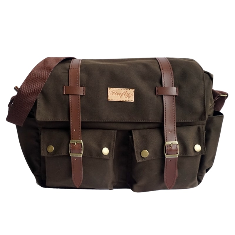 Tas Messenger Orion Dark Brown