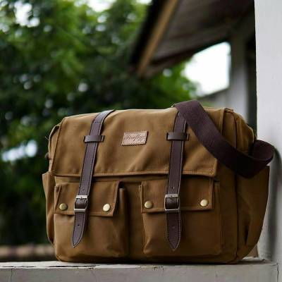 Tas Messenger Orion Khaki