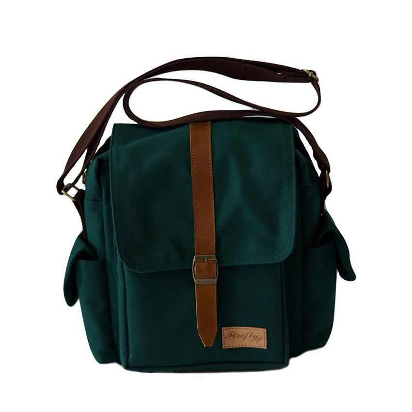 Tas Mini Slingbag Lorcan Green