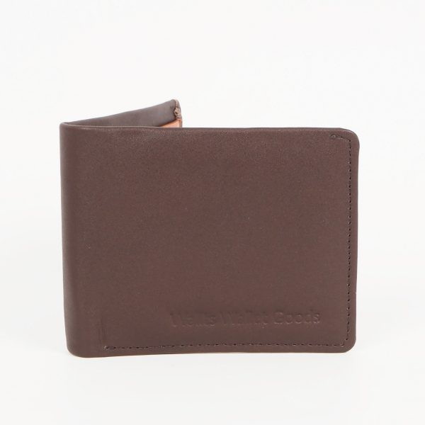 Dompet Kulit Noah Leather Brown Tan