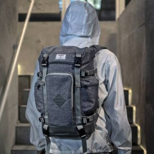 Backpack Alpha Ash Grey