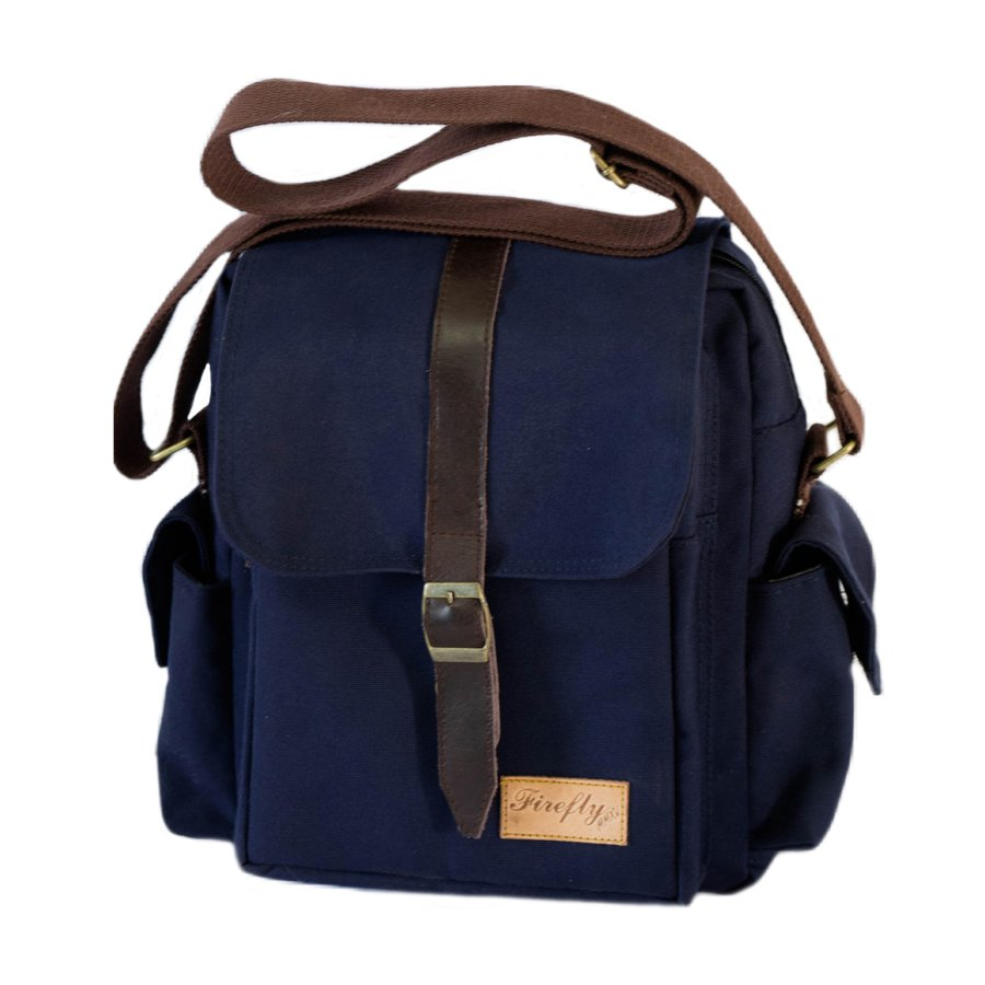 Tas Mini Slingbag Lorcan Navy
