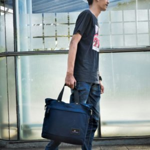 Tas Selempang Handbag Hard Work Navy