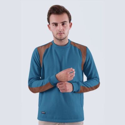 Sweater Prima Blue Brown