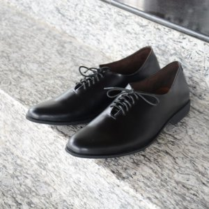 Sepatu Formal Laurentz Full Black