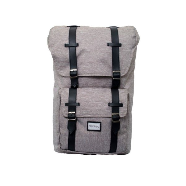 Tas Backpack Stockholm Charcoal