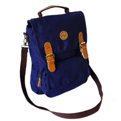 Tas Multi Fungsi Quincy Navy