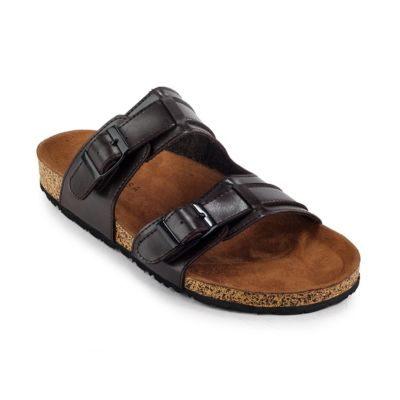 Sandal Kasual Gabriel Dark brown