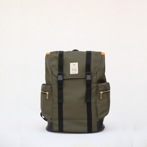Tas Backpack Napoleon 418 Green
