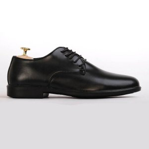 Sepatu Formal Derby Worka Black