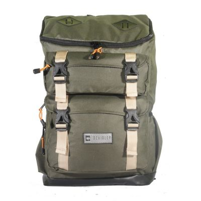 Tas Backpack Shifter Green Army
