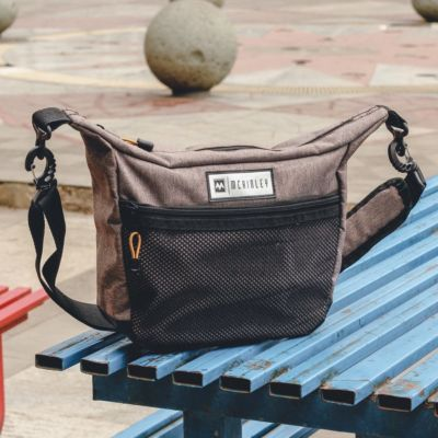 Tas Selampang Sling bag fixie brown