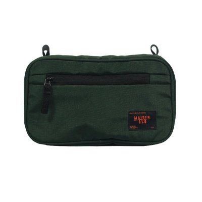 Tas Slingbag Travel Pouch Munich Green Army