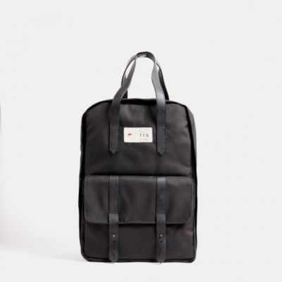 Backpack St Morris Black