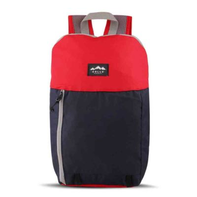 Tas Mini Backpack Kecil Ronin Red Navy