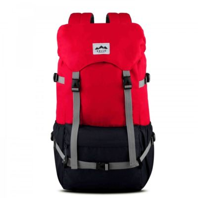 Tas Backpack Travel Peak Red Navy