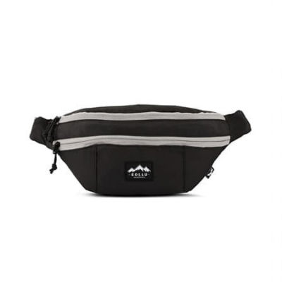 Tas Waistbag hipster black
