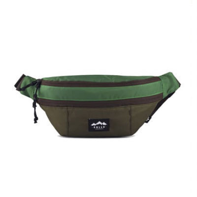 Tas Waistbag Hipster Green Olive