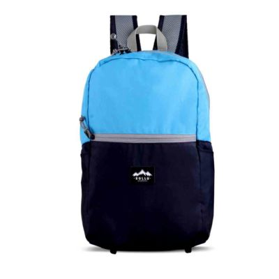 Tas Ransel Mini Foldable Nomad Blue Navy
