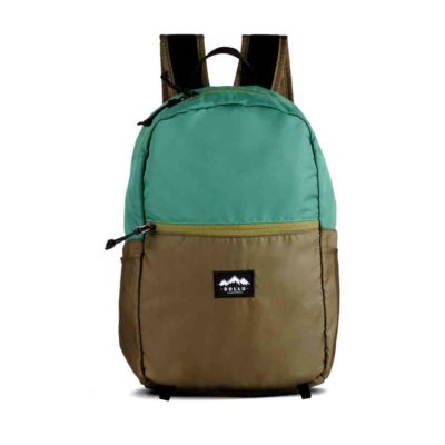 Tas Ransel Mini Foldable Nomad Green Olive
