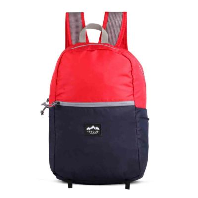 Tas Ransel Mini Foldable Nomad Red Navy