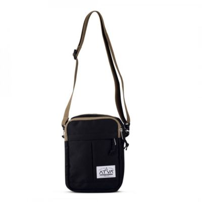 Tas mini slingbag fit black