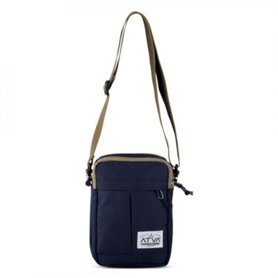Tas selempang mini slingbag fit navy