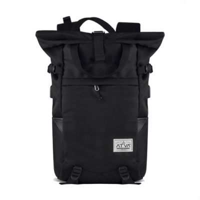 Tas Punggung Backpack Travel Harrier Black