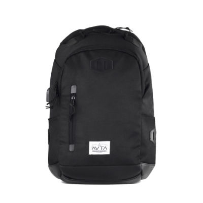Tas ransel backpack fawn black