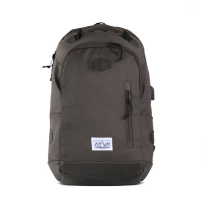 Tas Ransel Backpack Fawn Brown