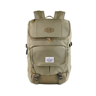 Tas Ransel Backpack Gallardo Beige