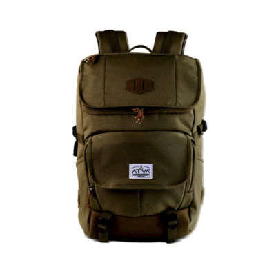 Tas Ransel Backpack Gallardo Brown