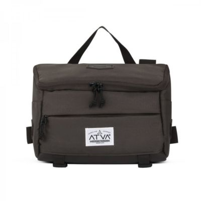 Tas slingbag kamera focus brown