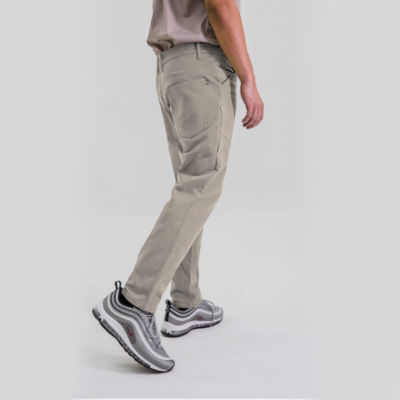 Celana Chino Multifungsi Aero Cream