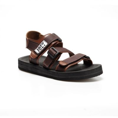 Sandal Gunung Pria Fight Brown