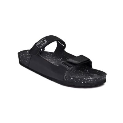 Sandal Selop Kasual Pria Billy Black