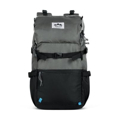 Tas Backpack Daypack Caldera Grey Black