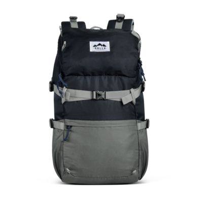 Tas Backpack Daypack Caldera Navy Grey