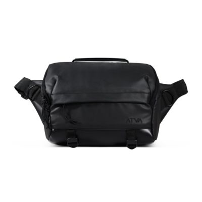 Tas Waistbag Modern Zoom Black