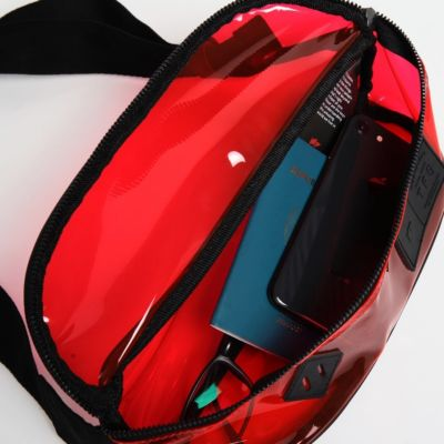 Tas WaistBag Jogger Bag 502 Glassy Red
