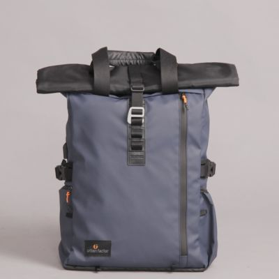 Tas Backpack Rolltop Lanspresado Navy
