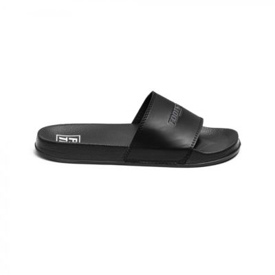 Sandal Slipper Pria Jarvis Black-Grey