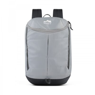 Tas ransel medium unisex tracker grey
