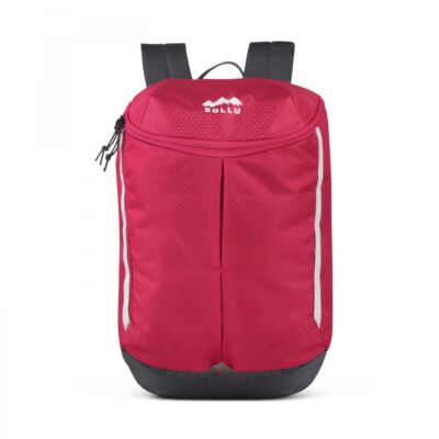 Tas ransel medium unisex tracker red