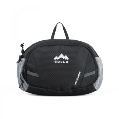 Tas waistbag outdoor trespass black
