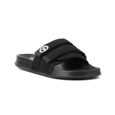 Sandal selop slide cholas black