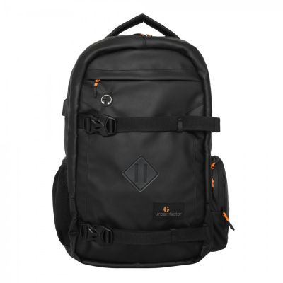 Tas ransel backpack laptop strong fighter black