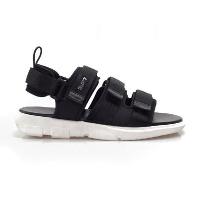 Sandal sepatusandal gunung kasual secret black
