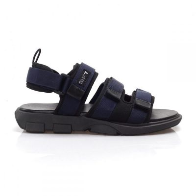 Sandal sepatusandal gunung kasual secret navy